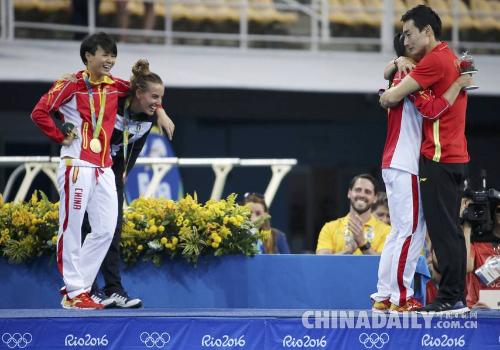 吸睛大法:盘点里约奥运赛场上那些强势