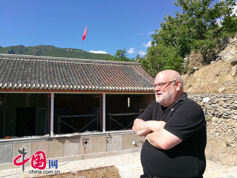 """""""一带一路""""倡议""""民心相通""""为啥能?北京这村的老外告诉你"""