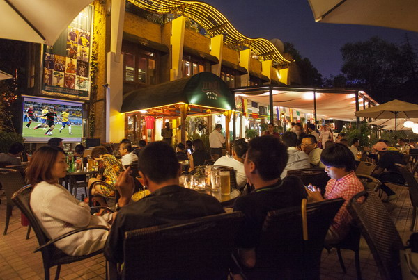 10 best places to watch the World Cup final in Beijing