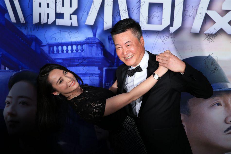 《触不可及》北京首映星光璀璨