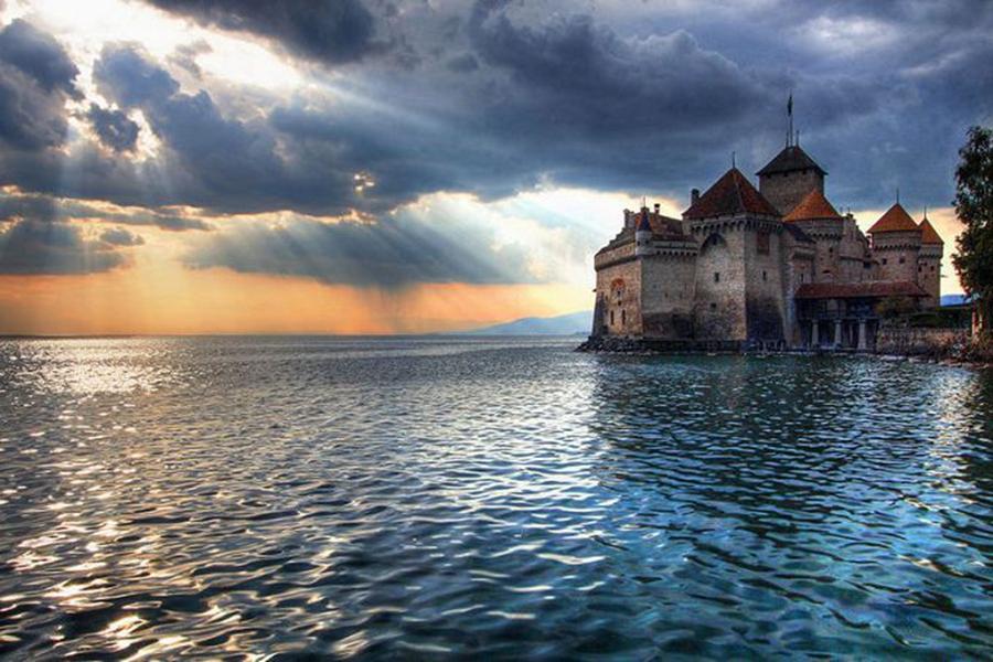 世界_世界十大最美城堡 全球令人窒息的壮丽美景