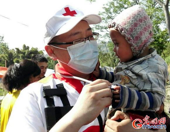 中国红十字赴尼泊尔地震灾区国际救援队五一节开展医疗服务- 中国放羊的星星線上看tv
