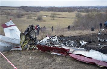 俄罗斯一架轻型飞机坠毁造成4人死亡