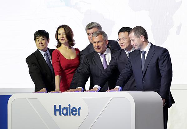 海尔冰箱俄罗斯制造基地将向哈萨克斯坦出口产品
