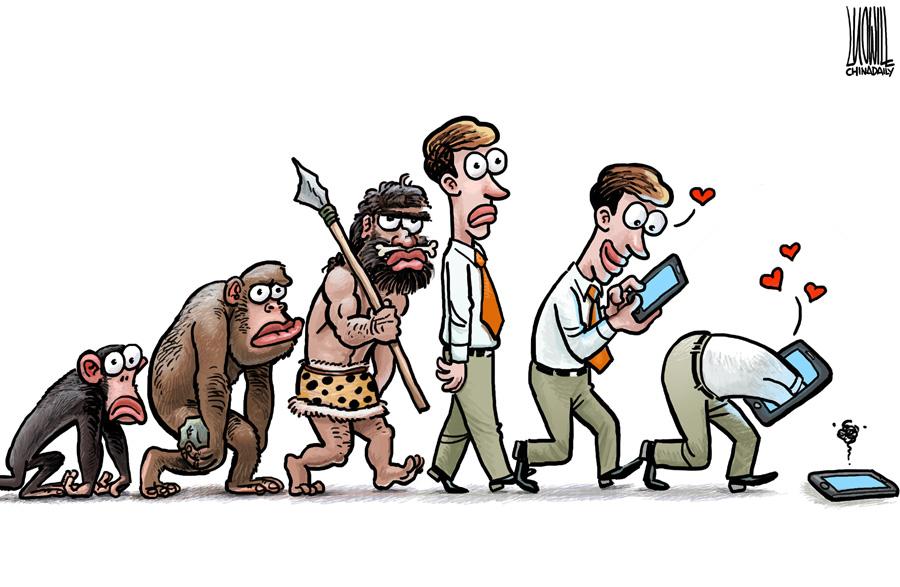 进化论 中国日报网