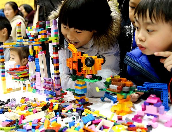 乐高在华开设首个亚洲工厂