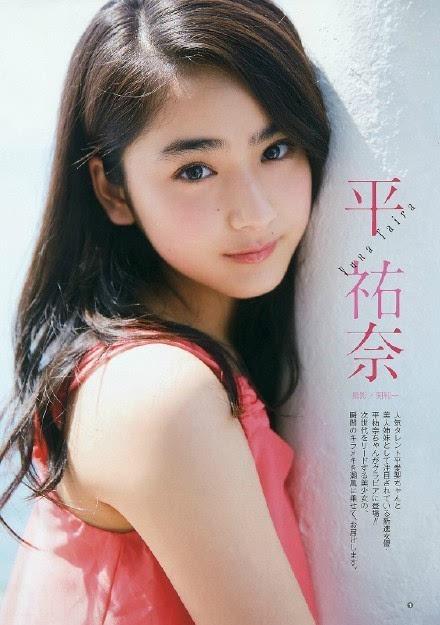 日本最强10大美少女出炉!个个清纯甜美