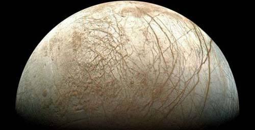 木星卫星木卫二(也称欧罗巴)的探测器现在有了一个正