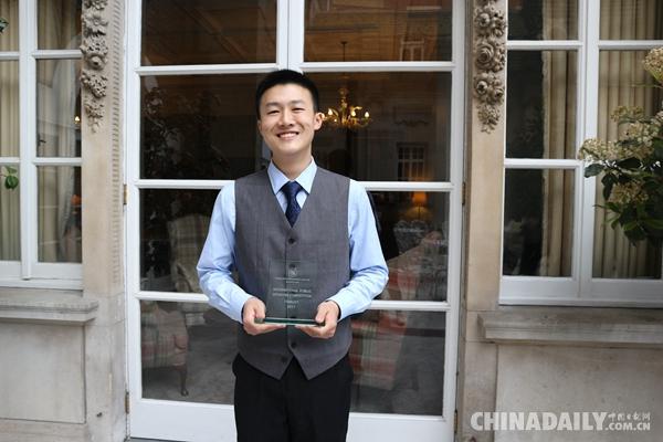 国际公共演讲比赛落幕 中国青年不负众望再次闯入决赛