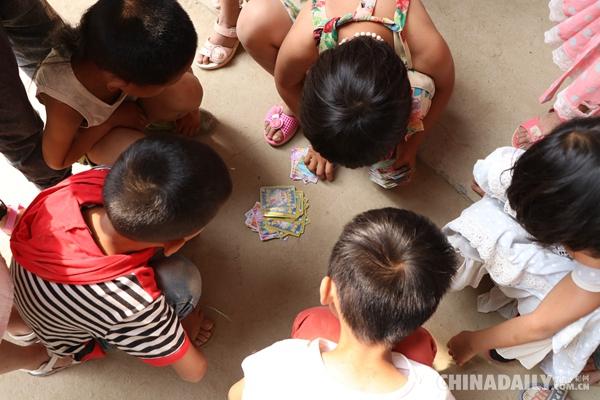 手记 农村小学的课间游戏