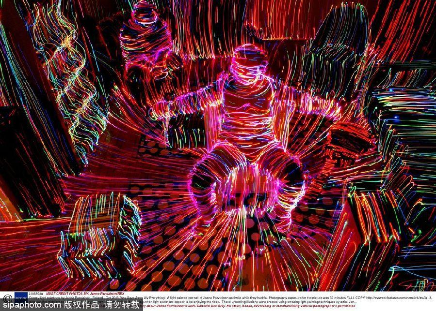 色彩大爆炸 冲击视觉神经的彩色世界