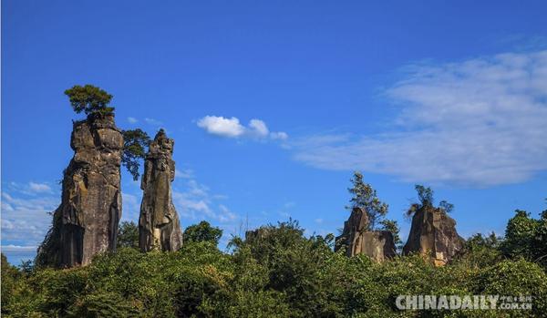 巴中拟创建四川<a href=http://www.guangwushan.net target=_blank class=infotextkey>光雾山</a>-诺水河&ldquo;世界地质公园&rdquo;