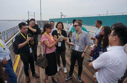 亚洲媒体聚焦山东——东营站活动圆满结束