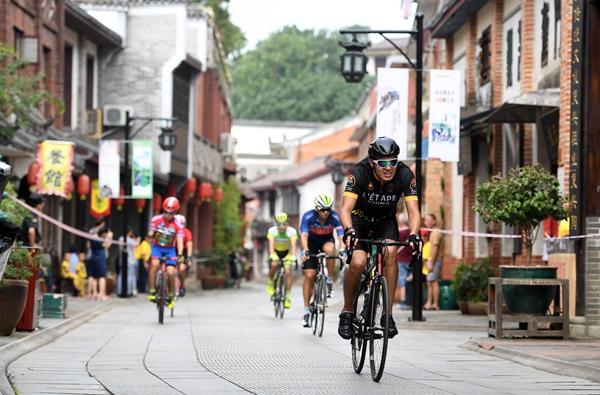 2017雅居乐环法中国赛挑战赛・长沙望城站圆满收官