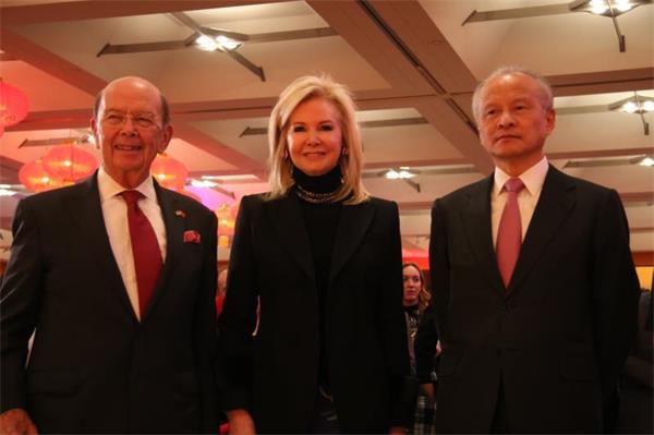 崔天凯大使:中美关系可以是友好竞争,但绝非对抗