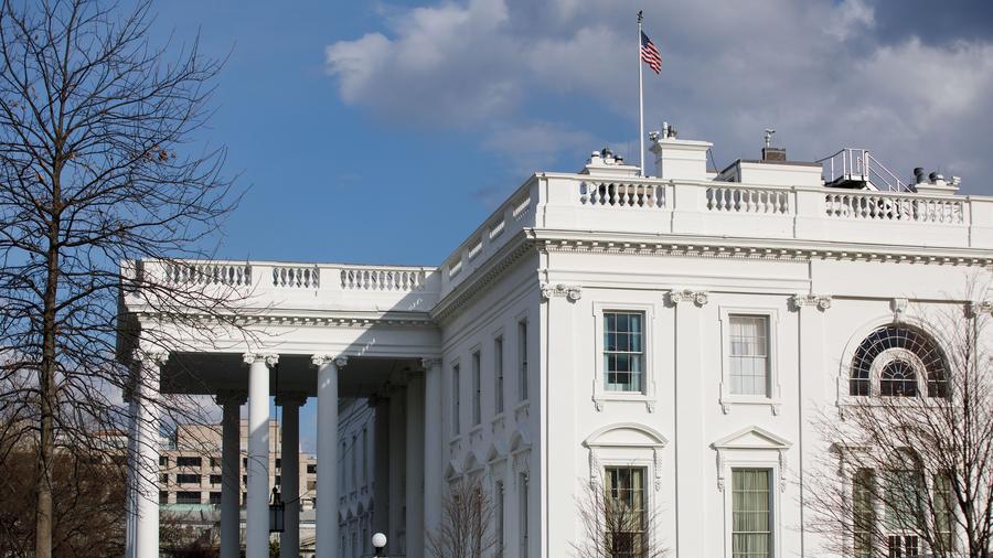 我的世界白宫设计图