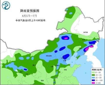东北华北高温结束 将进入多雨时段