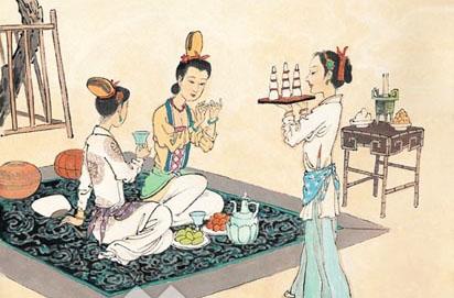 七夕,那些你不知道的节日传统