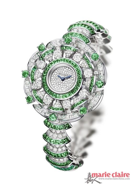 动物系列珠宝腕表充满童话意味 蛇年开运奢华珠宝腕表鉴赏 极致腕上奢