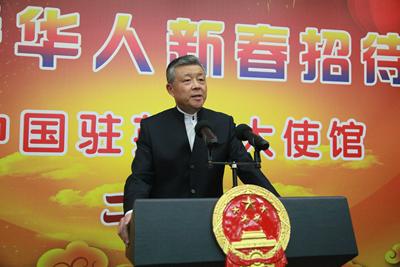 驻英大使重申中国不会承认香港BNO护照    中国未来不会将英国国民(海外)护照视为合