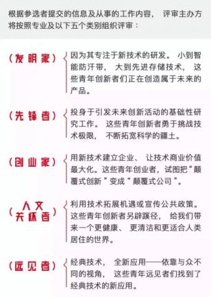 《麻省理工科技评论》MEET 35 首次落地北京!传奇的下一篇章也许就是你